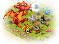 Welcome to Miramagia, the free online farm game bursting with magic!