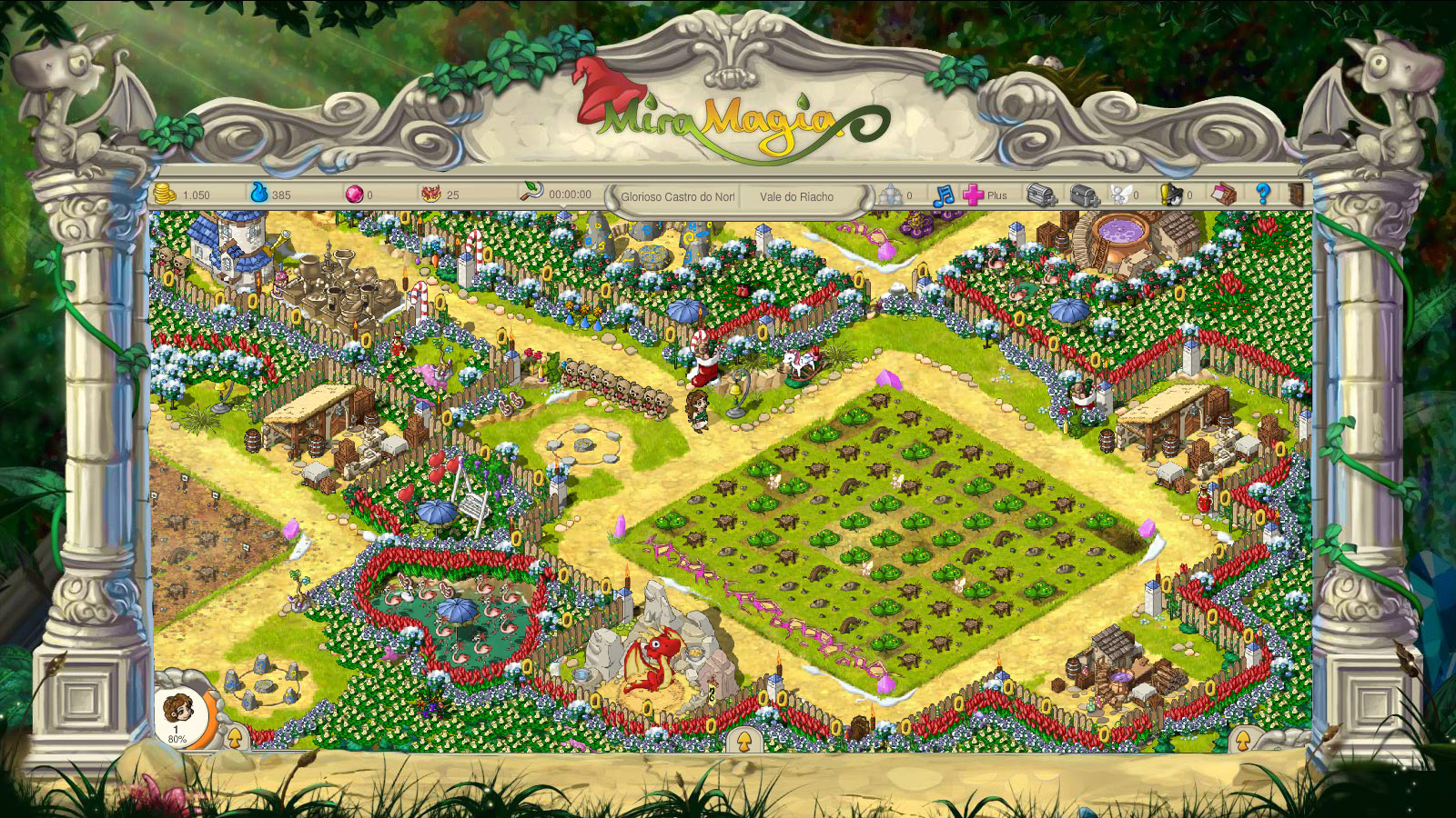Gardening with Magic? - Check out Miramagia 4
